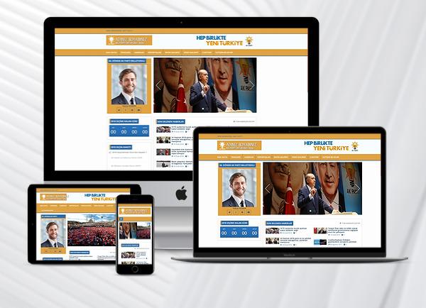 AKP - Parti Aday Web Paketi.