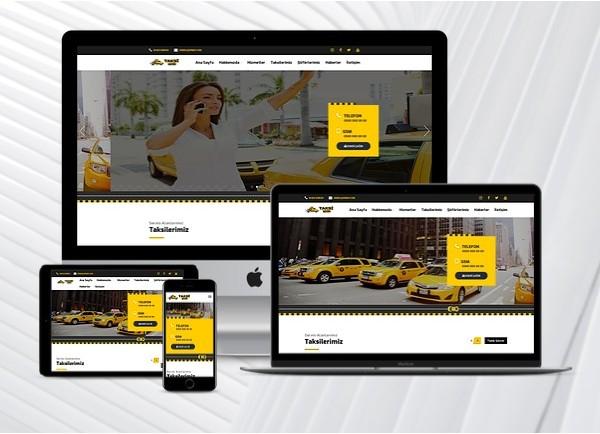 Taksi Durağı Web Paket v3.0