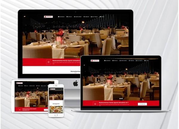 Restaurant Web Paketi Anadolu v3.0