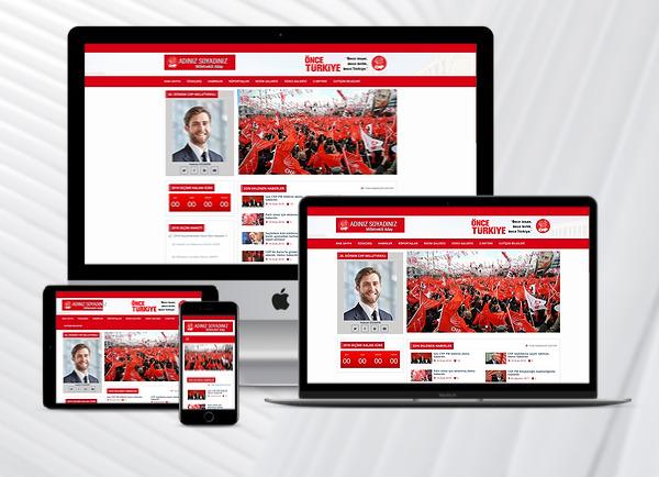 CHP - Parti Aday Web Paketi.