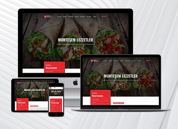 Restaurant Web Paketi Nisa v3.5