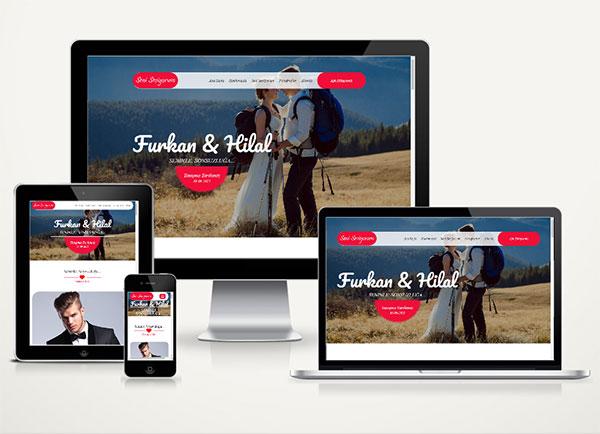 Sevgililer Günü Web Sitesi Love 2