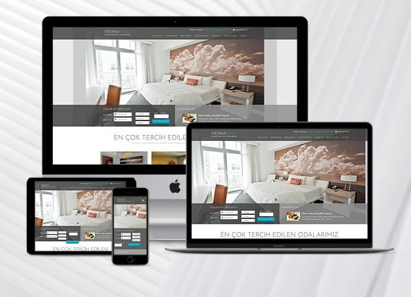 Hotel Web Paketi Hedera v3.0