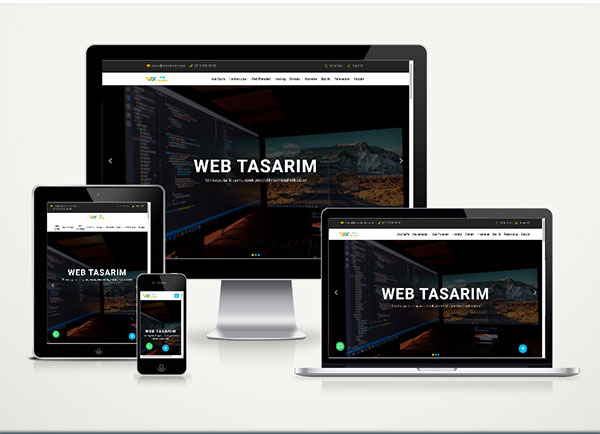 Ajans Hazır Web Sitesi Satış Paketi Mosa v3.0