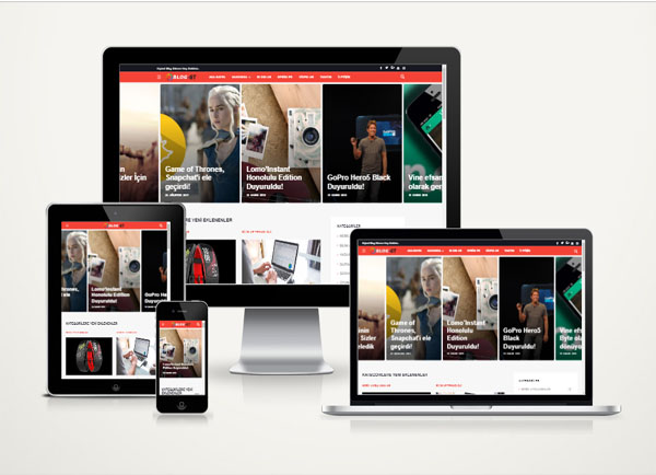 Blog Web Paketi Fary v3.0